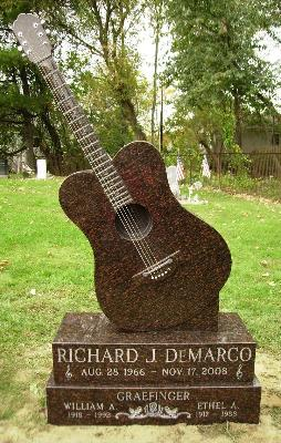 Guitar Shaped Monument