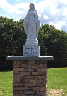 Blessed Mother Statue